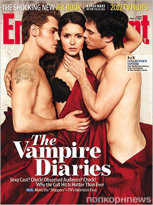 ������ ������� ��������� ������� � ������� Entertainment Weekly. ������� 2012
