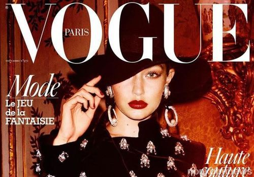 ������ ����� �������� ������ �� ��������� ������� ������� Vogue Paris