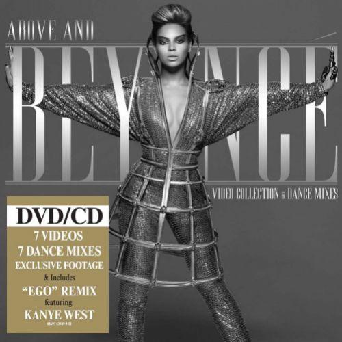 Обложка нового CD/DVD диска Бейонсе
