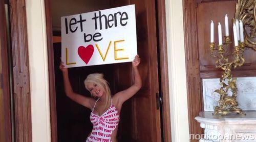 Новый клип Кристины Агилеры - Let There Be Love