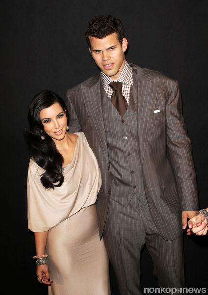 Крис Хамфрис не хочет давать развод Ким Кардашян