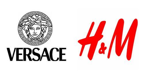 Versace создаст коллекцию для H&M