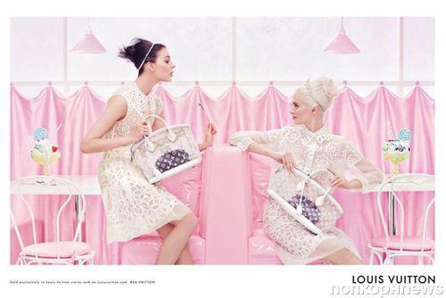 Сладкая рекламная кампания Louis Vuitton