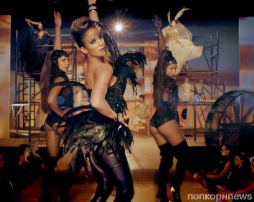 Новый клип Дженнифер Лопес и Pitbull - Live It Up