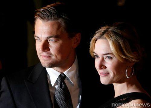 Кейт Уинслет уверена, что Леонардо ДиКаприо получит «Оскар»