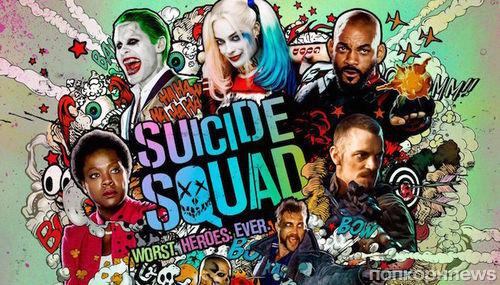 «Отряд самоубийц» стал самым обсуждаемым фильмом в соцсетях