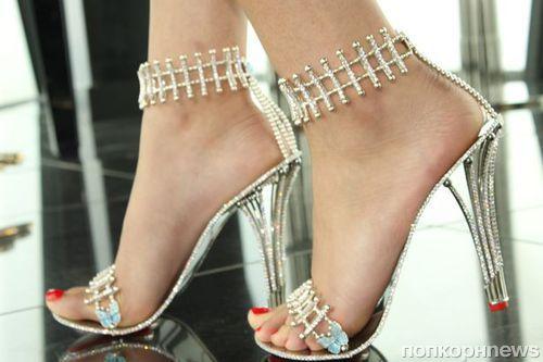 Бейонсе потратила 312 тысяч долларов на пару туфель