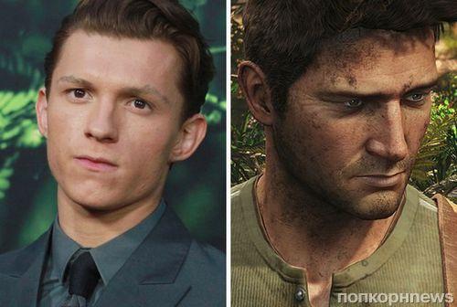 Том Холланд сыграет Натана Дрейка в экранизации видеоигры Uncharted