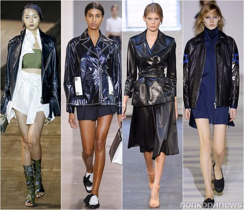 Фото обзор: модные женские куртки осени 2016