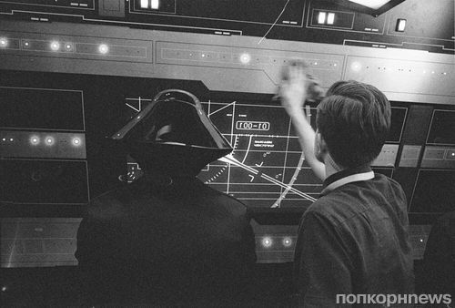 Райан Джонсон показал фото со съемок фильма «Звездные войны: Эпизод 8»