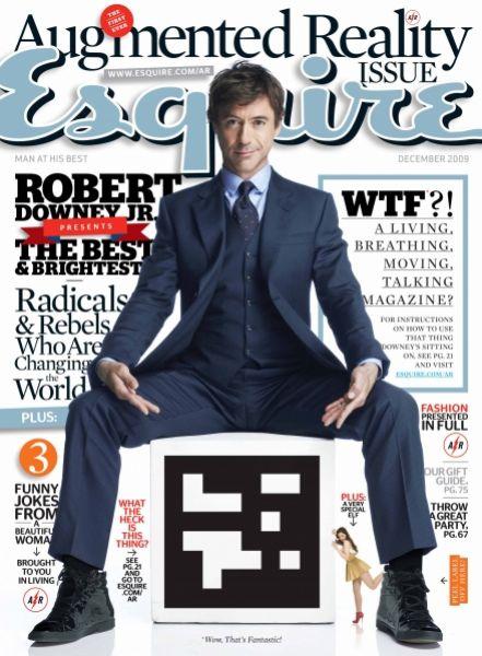 ������ �����-������� � ������� Esquire. ������� 2009