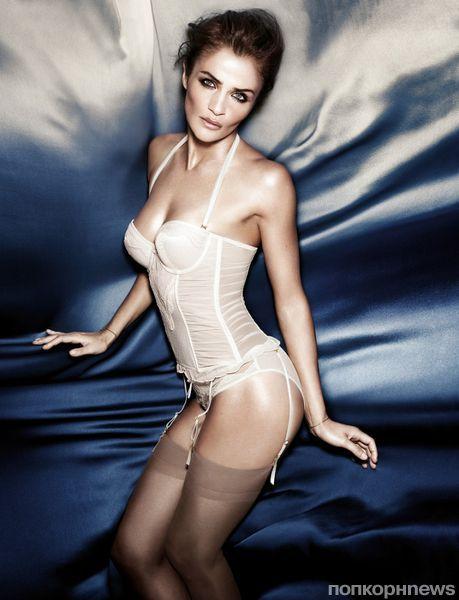 Хелена Кристенсен в рекламной кампании Triumph Essence. Весна / лето 2012