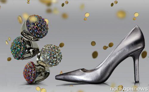 Коллекция обуви и аксессуаров Nine West Holiday 2011