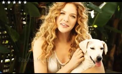 Видео: Рашель Лефевр в поддержку бездомных животных