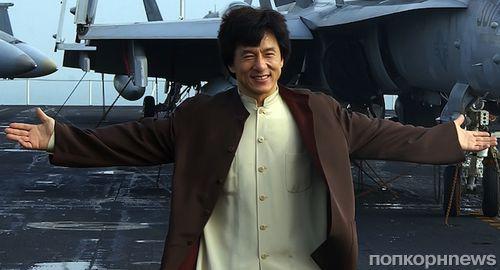 Джеки Чан снимется в российско-китайском фильме «Вий 2: Путешествие в Китай»