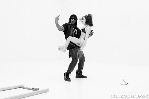 Первый взгляд на новый клип Lady GaGa