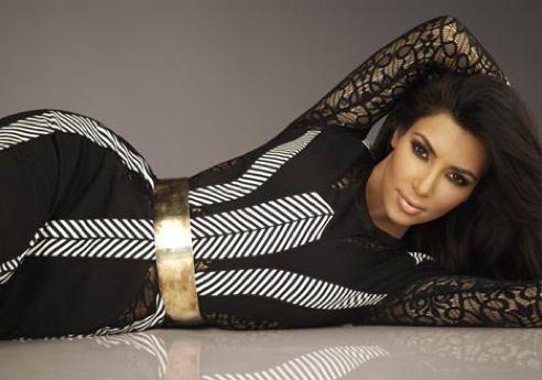 Ким Кардашиан отрицает запись песни Shake