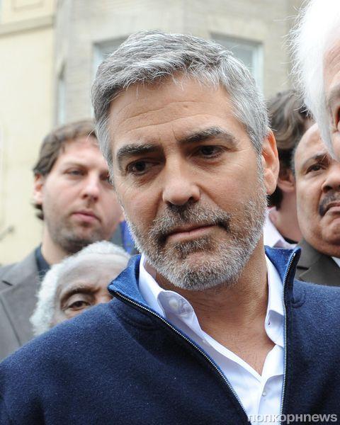 Джордж Клуни был арестован