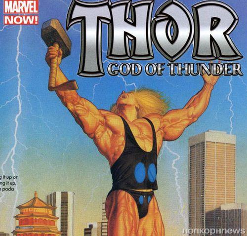 Новый взгляд на героев Marvel