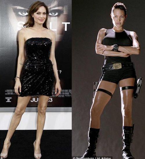 Что случилось с Анджелиной Джоли за последние годы?