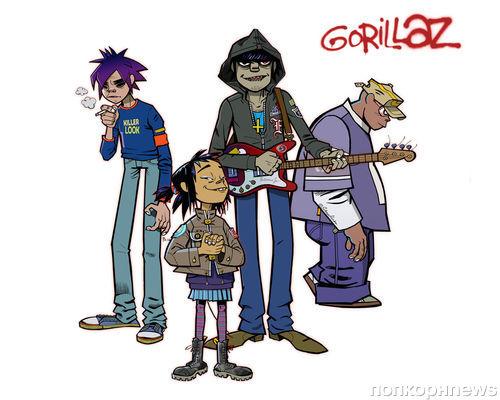 Gorillaz выпустят новый альбом в 2016 году