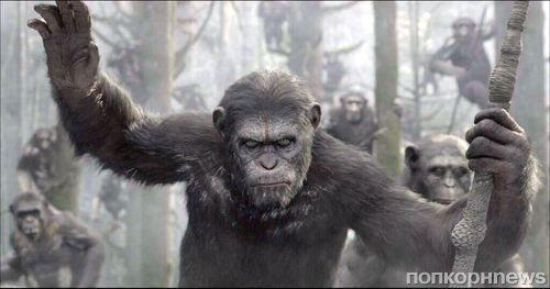 """Дублированный тизер фильма """"Планета обезьян: Революция"""""""