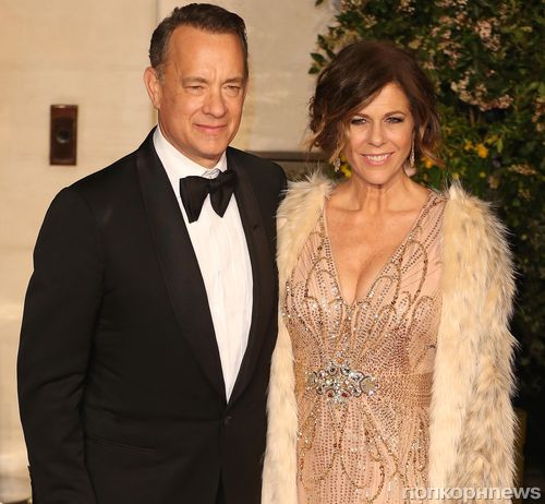 У супруги актера Тома Хэнкса диагностировали рак груди