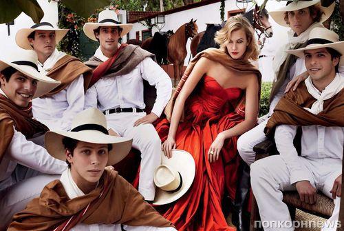 ����� ����� � ������� Vogue. �������� 2014