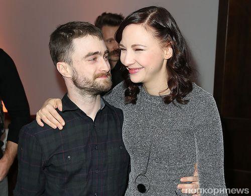 Дэниэл Рэдклифф привел свою девушку на кинофестиваль Сандэнс
