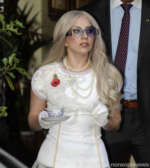 """Еще одно превью нового клипа Lady Gaga - """"Marry The Night"""""""