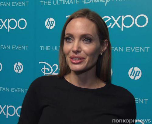 Видео: звезды на Disney D23 Expo