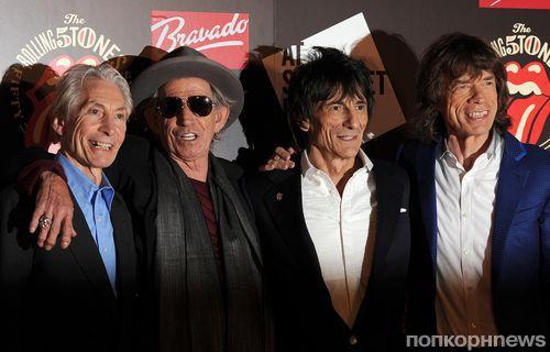 The Rolling Stones запишут новый альбом?