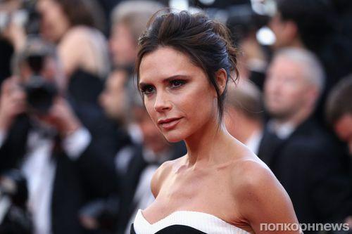 Викторию Бекхэм обвиняют в пропаганде анорексии