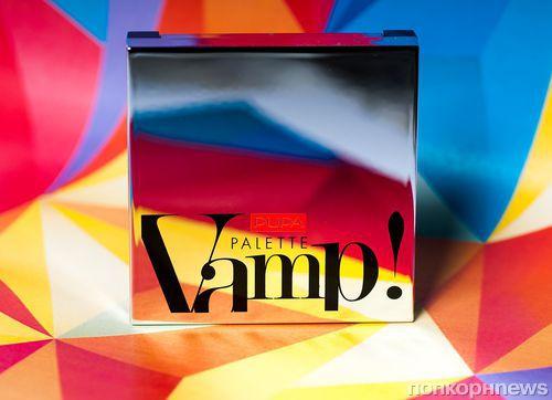Секреты красоты: Палетка PUPA Vamp
