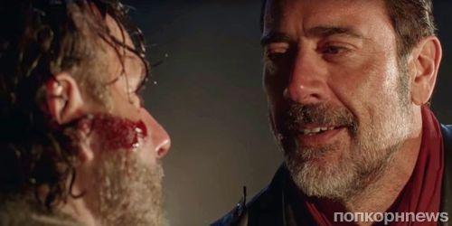 Джеффри Дин Морган пообещал сразу несколько убийств в премьерной серии 7 сезона «Ходячих мертвецов»