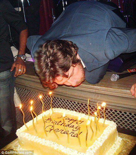День Рождения Джерарда Батлера