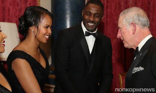 Идрис Эльба познакомил свою девушку с принцем Чарльзом