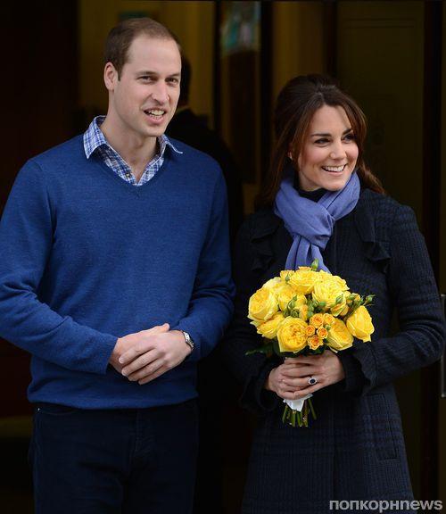 Принц Уильям и Кейт Миддлтон обставляют детскую для будущего малыша