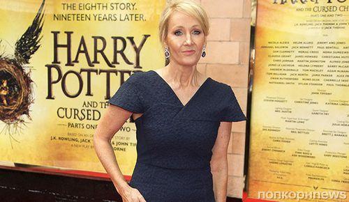 Джоан Роулинг объявила историю Гарри Поттера «законченной»