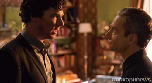 4 сезон «Шерлока»: промо кадры и синопсис 2 серии