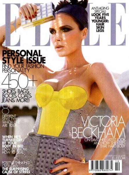 Викторию Бэкхем не хотят видеть в Vogue