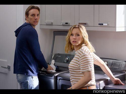 Кристен Белл и Дакс Шепард снялись в новом рекламном ролике Samsung