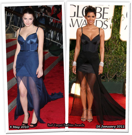Fashion Battle: Би Шаффер и Халли Берри