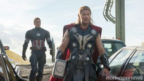 «Мстители: Эра Альтрона» вошел в десятку самых кассовых фильмов в истории