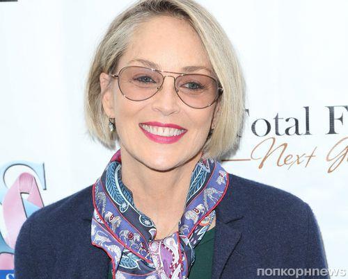 Шэрон Стоун получила награду «Мама года»