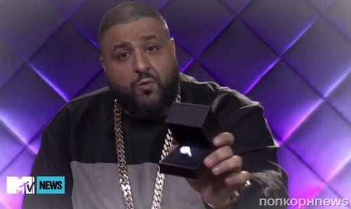 DJ Khaled сделал предложение Ники Минаж
