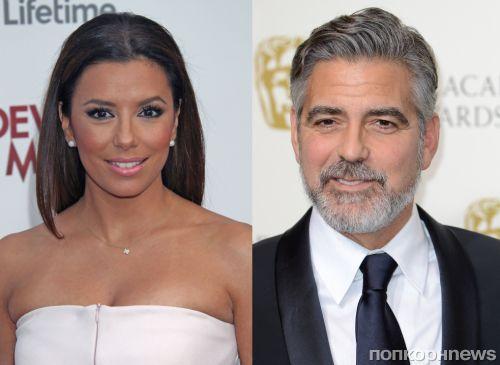 Ева Лонгория отказала Джорджу Клуни