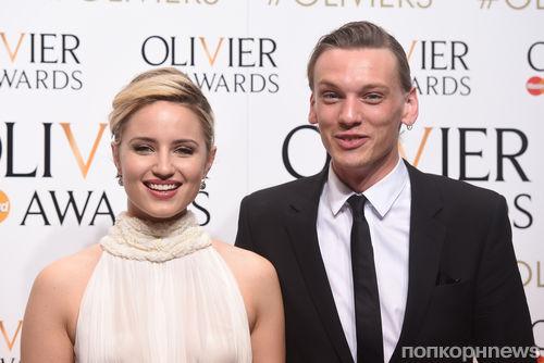Звезды на церемонии Olivier Awards 2015
