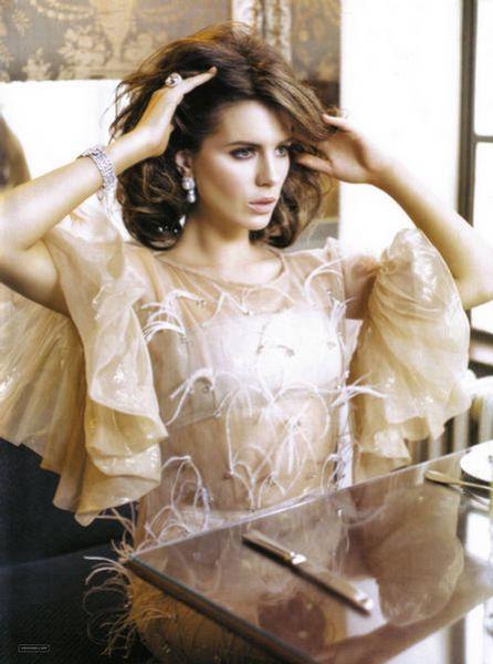 Кейт Бэкинсэйл в журнале Vogue Италия. Май 2009