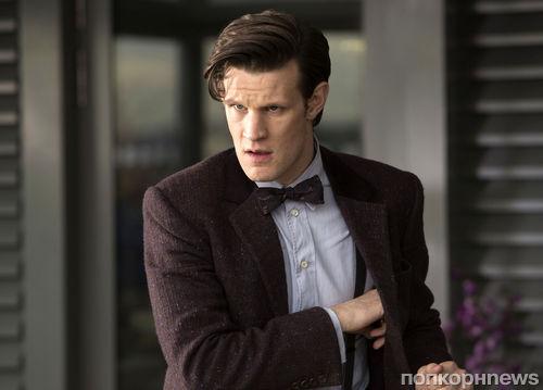 Звезда «Доктор Кто» Мэтт Смит считает себя «недостаточно красивым» для роли Джеймса Бонда